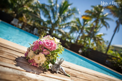 bouquet de la mariée Laetitia