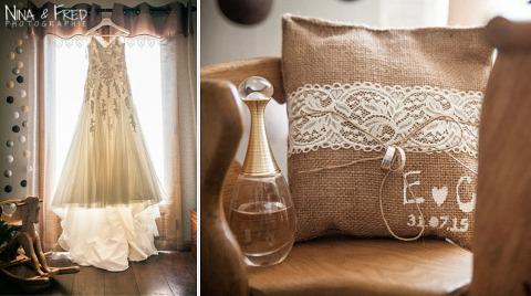 accessoires de la mariée Emmanuelle