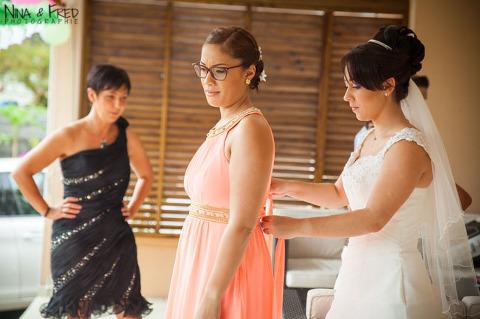 préparatifs mariage Audrey et Mathieu