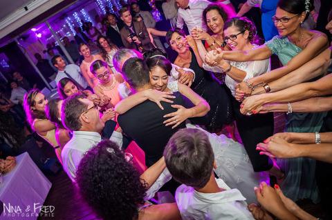 première danse au mariage A&M