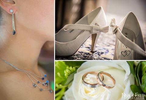 accessoires du mariage de Coralie et Valentin