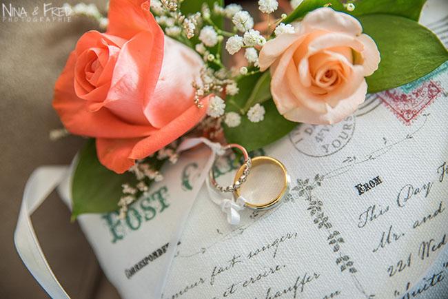 photographie de mariage 974 alliances C&D
