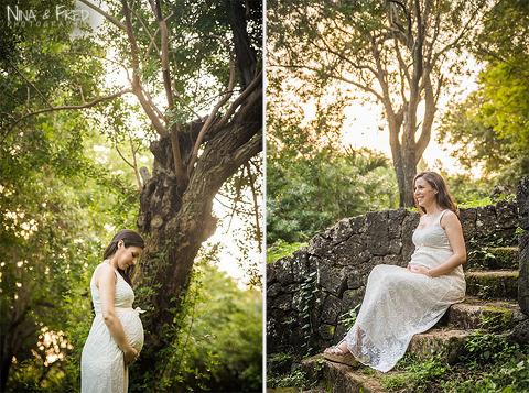 photographie femme enceinte Réunion Amel