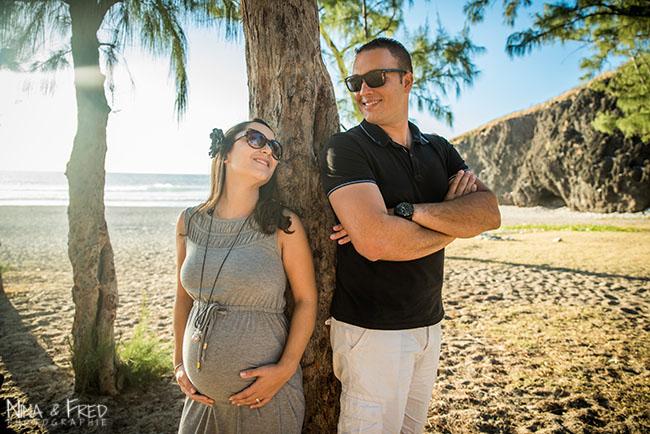 grossesse au soleil F&V