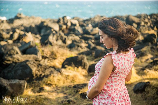 photo de grossesse Melissa