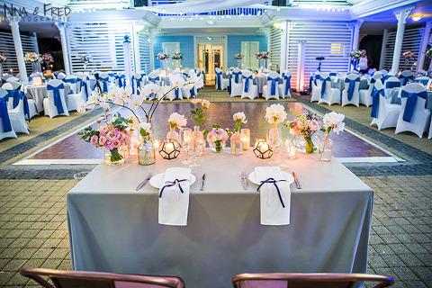 réception mariage E&J village Bienvenue