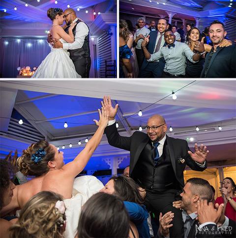 soirée du mariage E&J