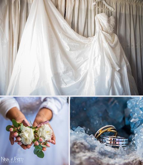 robe de mariée d'Emilie