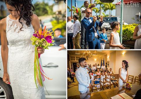 cérémonie mariage Johanna et Alan