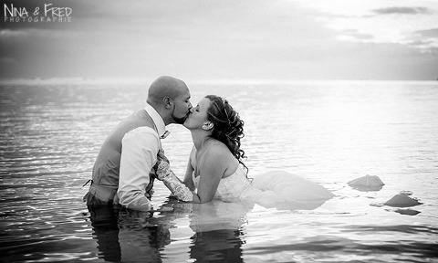 seance photo trash the dress A&S