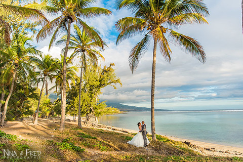 Trash the dress tropicale A&S