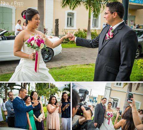 premier regard mariage A&R
