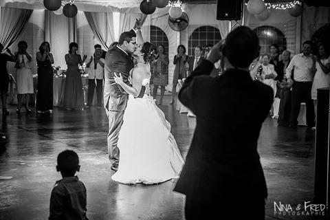 première danse mariage A&R