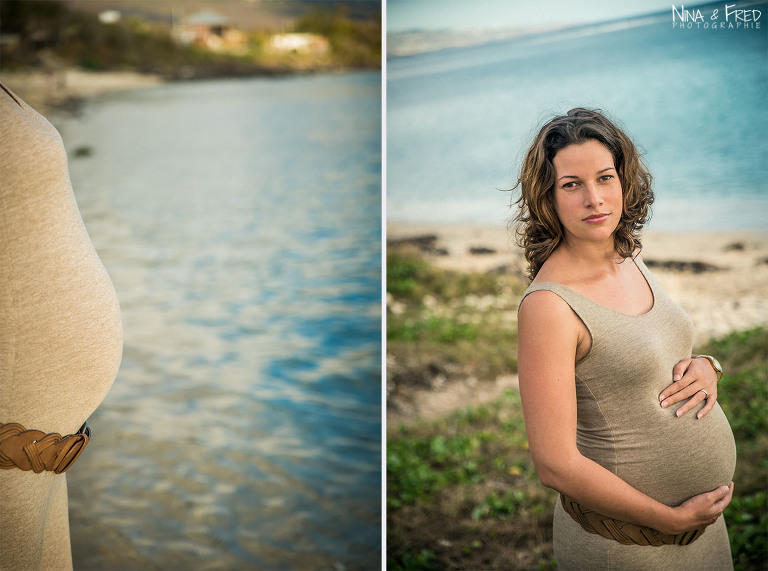 femme enceinte 974 Ludmilla