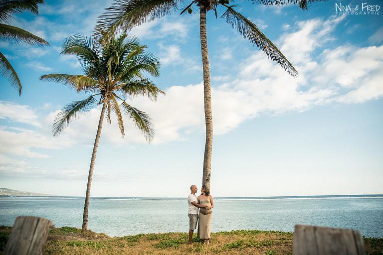 grossesse île de la Réunion L&J