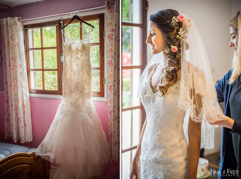 robe de mariée Sarah