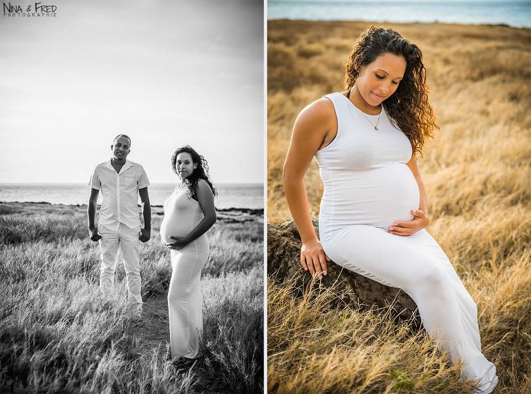 Laurie et Jonathan grossesse 974