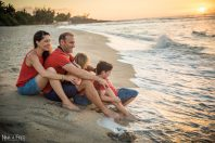 séance photo famille plage G