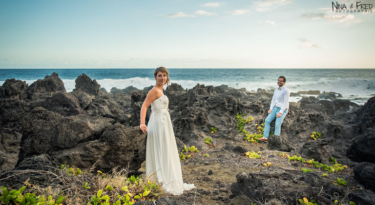 M&C Trash the dress St Leu