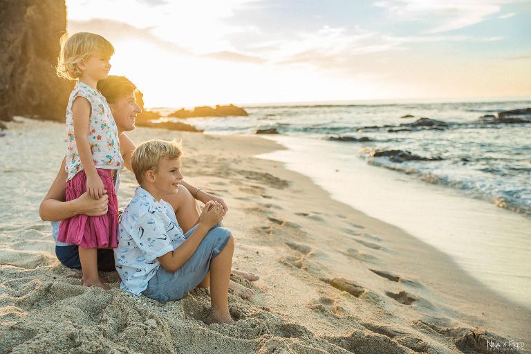 séance photo famille souvenirs à la Réunion So