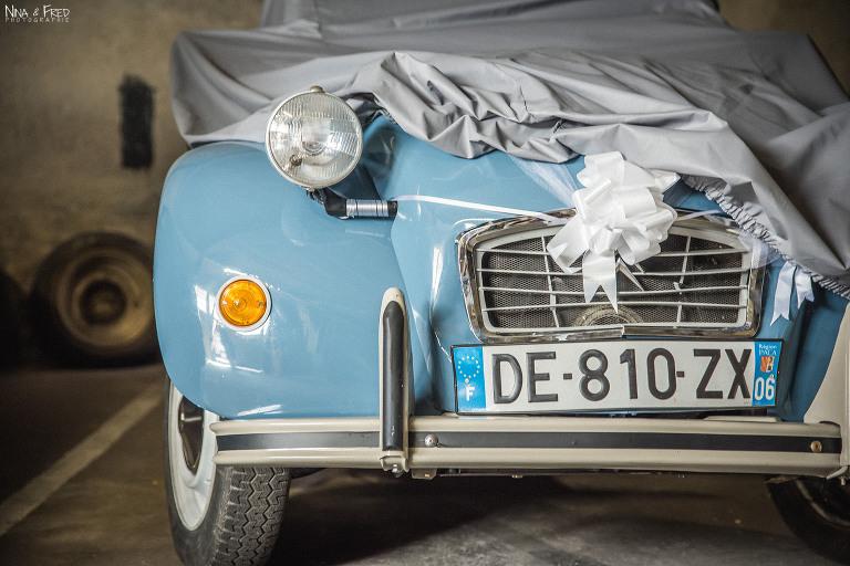 voiture mariage L&S