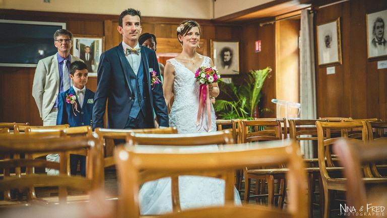 cérméonie mariage Réunion L&F
