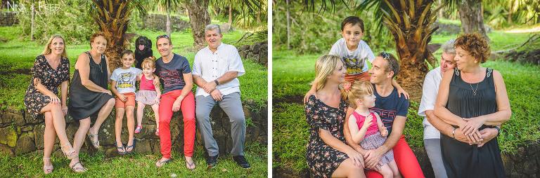 EB grands parents et parents