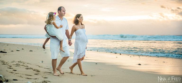 photographe grossesse famille Réunion E&A