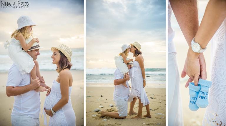 photos de grossesse 974 famille E&A