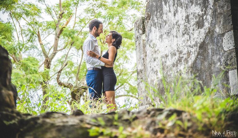 photographie portrait de couple S&L