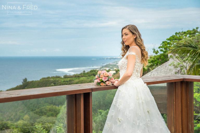 photographie mode mariage Palm Réunion Corol