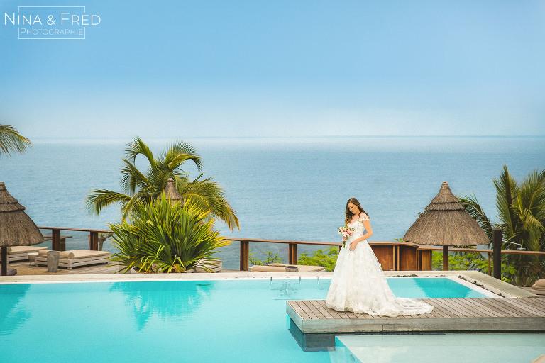 Shooting mode Corol Palm Hotel Réunion