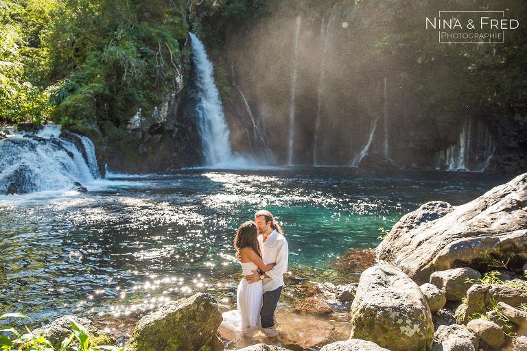 photo de couple engagement A&G 974