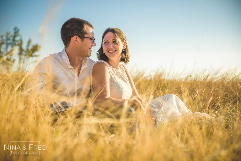photo mariage savane Réunion L&E