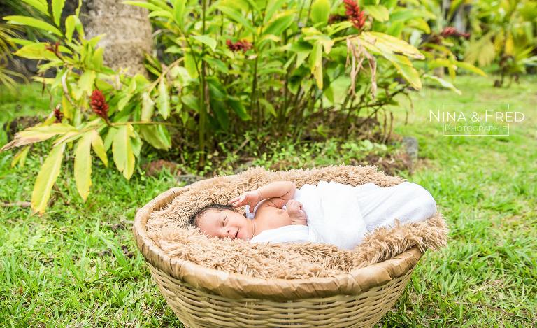 photographie de naissance dans la nature Tiago
