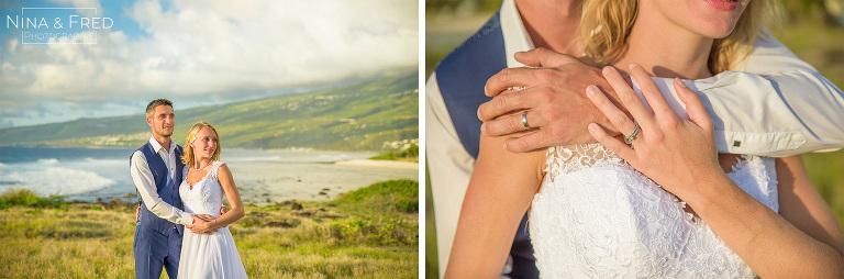 photos mariage L&J Réunion