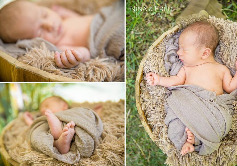 photos de bébé Sandro