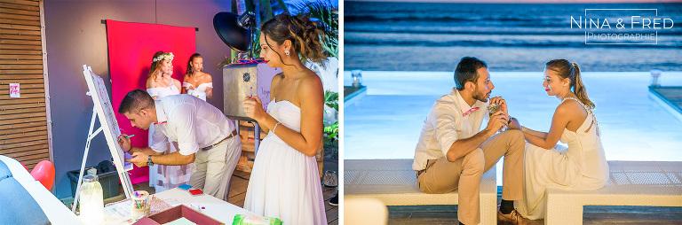 invités du mariage de V&D