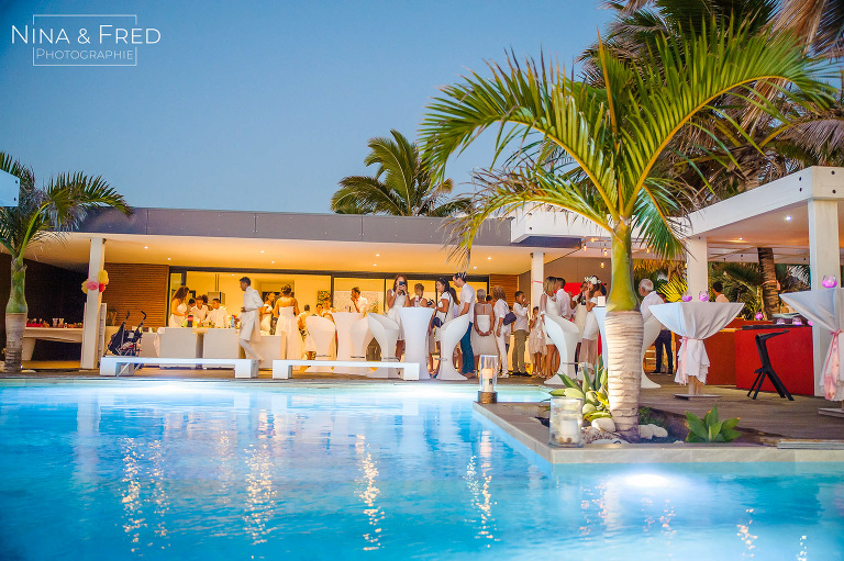 mariage Villa Réunion V&D