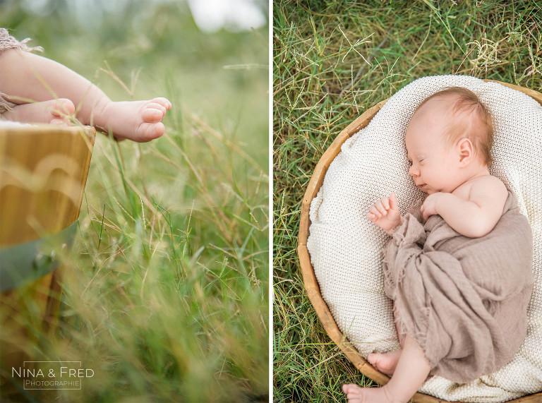 photos bébé naissance La Réunion M&S&C