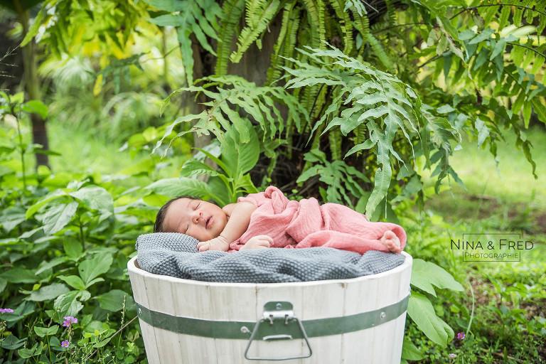 photo naissance bébé Réunion Alicia