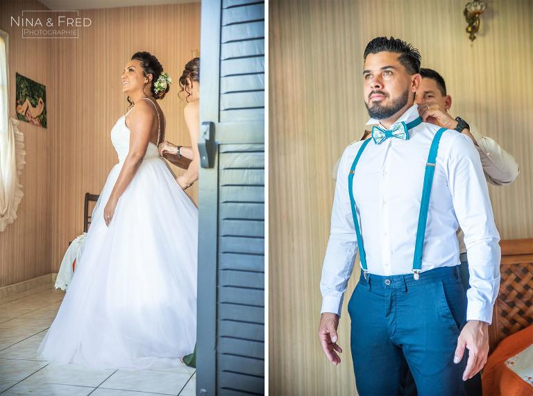 robe et costume de mariage E&S2019 Réunion