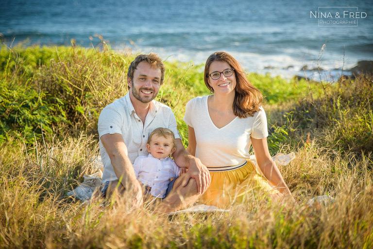 photo famille savane 974 J&H19