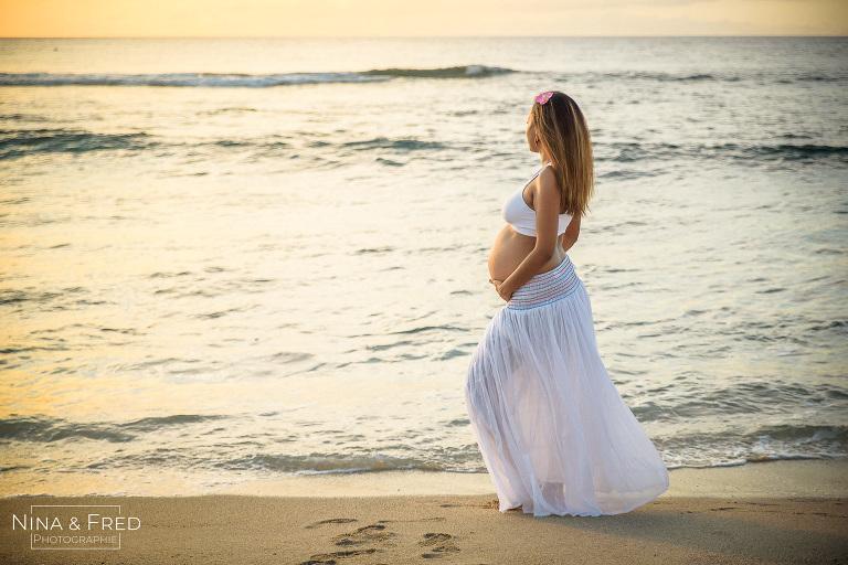 shooting femme enceinte M&D