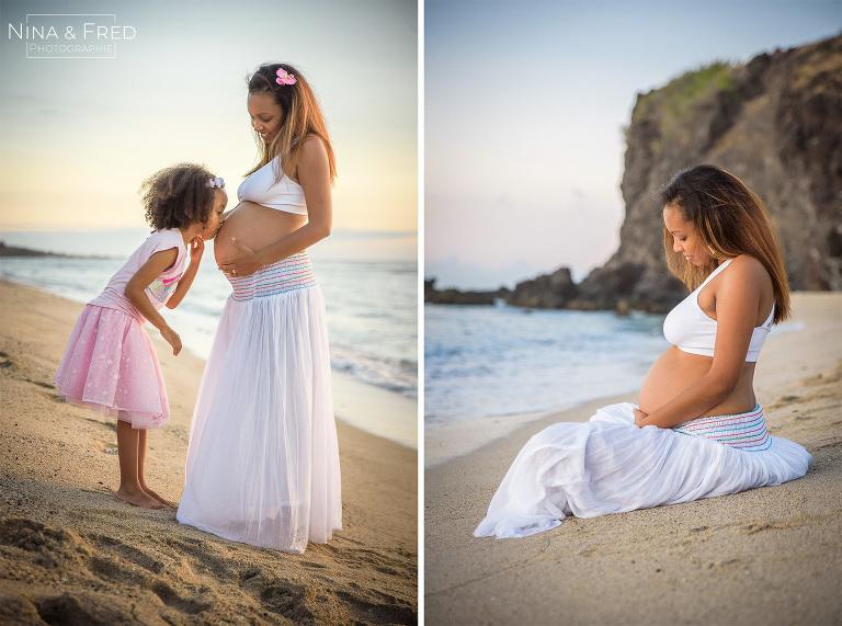 future maman Réunion M&D