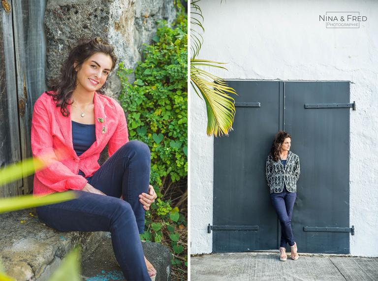 photos portrait la Réunion Mj
