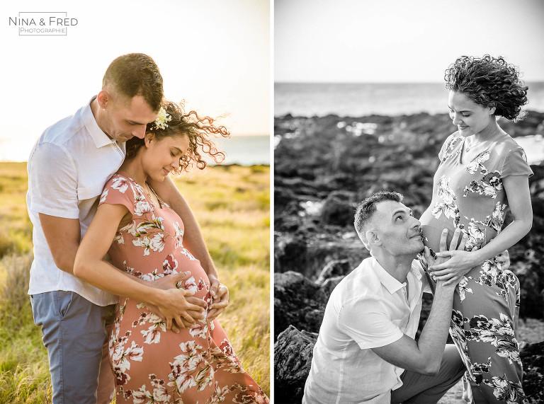 photos de grossesse I&M2019