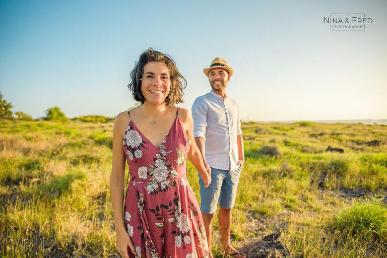 photographie couple La Réunion E&T2019