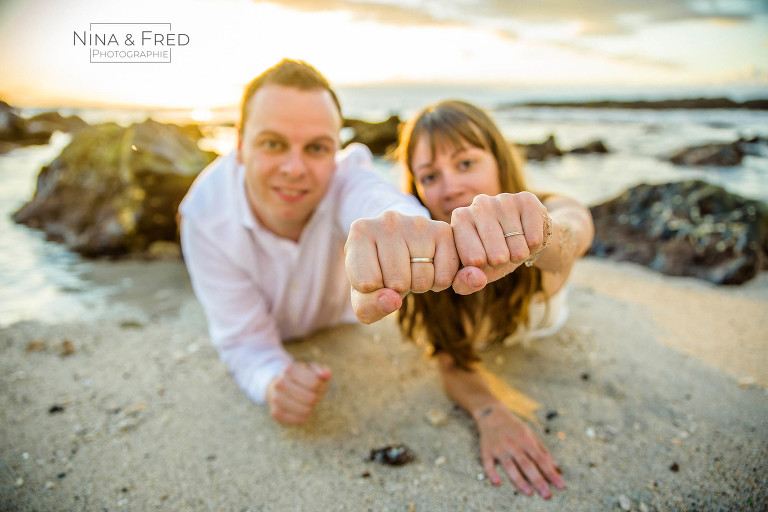 photo trash the dress plage 974 E&J2019
