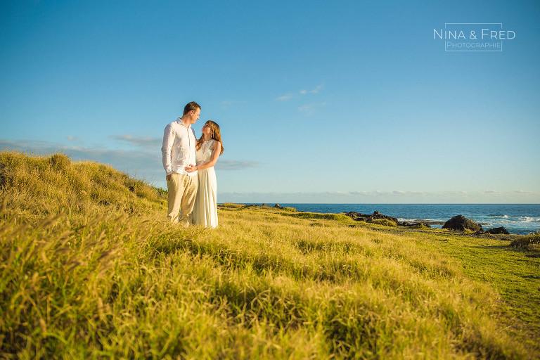 séance photo mariage dans la nature E&J2019